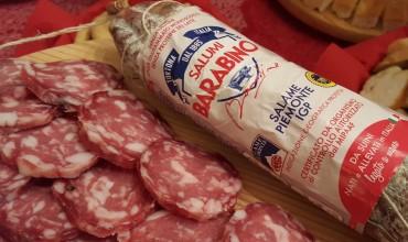Salame Piemonte IGP